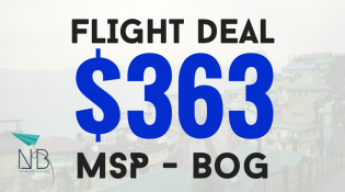 FLIGHT DEAL - Template